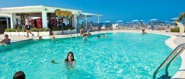 Vacanze Cattolica-OFFERTE-Hotel con piscina: Altamarea beach village ...